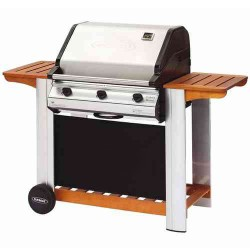 BARBACOA GAS OU-HUNT INOX