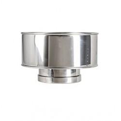 CAPERUZA INOX DOBLE PARED 200/250 MM